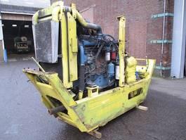 engine part equipment Sisu 620