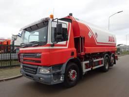 tank truck DAF CF 75 75 CF 310 6X2 / FUEL TANK / EURO 3 /19000 LITER 2006