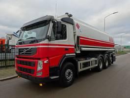 tank truck Volvo FM 460 8X4 EURO 5 / FUEL TANK / KEURING / TUV / 25300 LITER 2012