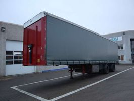 sliding curtain semi trailer Kel-Berg 29 pl. 2010