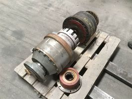 other equipment part Krupp KMK 6160 -7250 Winch