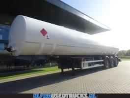 tank semi trailer semi trailer LAG O-3-43 01 Brandstof benzine + Diesel 2004