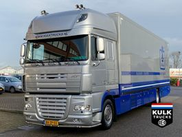refrigerated truck DAF XF 105 460 / SSC / Theo Mulder SHOW ROOM CONDITION 2011