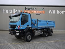 tipper truck > 7.5 t Iveco AD 260 TW 41, Trakker, AP Achsen, Blatt 2014