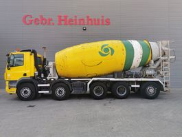 concrete mixer truck DAF CF 85 .40 10x4 EEV Euro 5 Liebherr 15 Kub Mixer! 2009