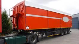 tipper semi trailer OVA 65 m³ kipper 2007
