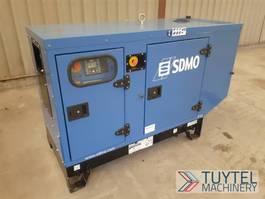 Generator Kohler SDMO T12K generator aggregaat, 9,2 KW, 3phase, 11, 2014