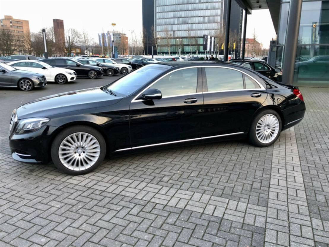 Stretchlimousine Mercedes-Benz S 350 d L /Distronic/Comand/360 Kamera/Panorama