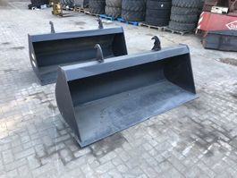 front loader bucket attachment JCB Q-FIT Verreiker bak