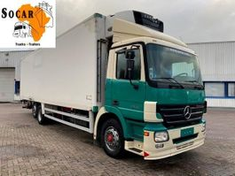 refrigerated truck Mercedes-Benz Actros 2532 L 6x2 Frigo ( Three pedals) 2006