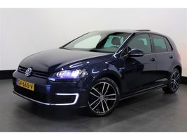 hatchback car Volkswagen Golf 1.4 TSI GTE 204 PK | DSG | PANO-DAK | CAMERA | € 12.500,- Ex. 2015