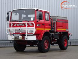 fire truck Renault Midliner 150 M150 4x4 - 2.000 ltr watertank - feuerwehr - fire brigade - brandweer - ... 1994