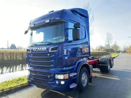 chassis cab truck Scania Scania R560 6x2 Highline/Retarder/Full air/ King 2013