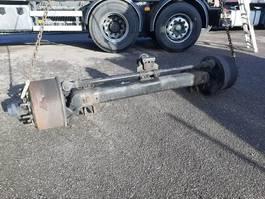 axle equipment part BPW ecoP  stuur as