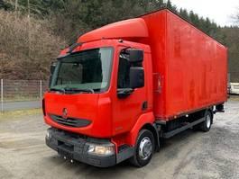 Koffer LKW Renault 220 DXI Midlum ** Koffer/EX-Werkstatt/Strom ** 2010