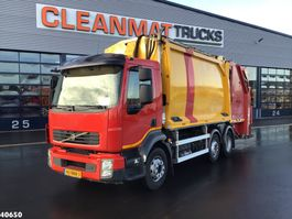 garbage truck Volvo FE 240 2012
