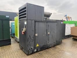 generator Volvo TID61AG 100 kVA Silent generatorset