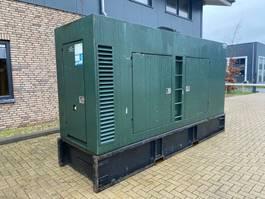 generator Scania DC 9 53 Stamford 230 kVA Supersilent Rental generatorset 2008