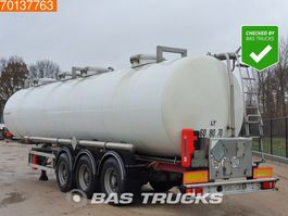 tank semi trailer semi trailer MAISONNEUVE ACPT 2000 3 axles 32.214 Ltr / 4 Comp. Food 2001