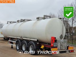 tank semi trailer semi trailer MAISONNEUVE ACPT 2000 3 axles 32.216 Ltr / 4 Comp. Food 2001