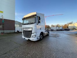 cab over engine DAF XF105.460 Space cab 2014