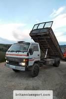 LKW Kipper > 7.5 t Toyota Dyna 300 14B 3.6 diesel 7.5 ton left hand drive. 1989