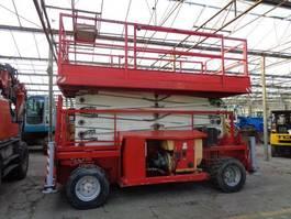 Scherenbühne auf Rädern Holland Lift B195
