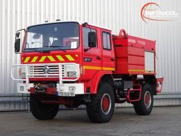 fire truck Renault Midliner 210 M210 4x4 - 3.500 ltr watertank - feuerwehr - fire brigade - brandweer - ... 1999