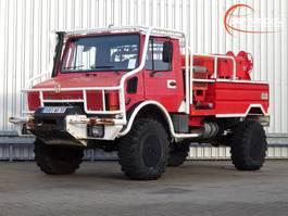tank truck Mercedes-Benz Unimog 1550L37 4x4 Unimog U1550 L (437) Mercedes Benz, SIDES CCF2000 ltr... 1998
