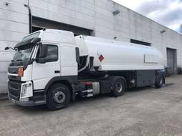 Tankauflieger Volvo Volvo FM 500 + tank trailer 24.000ltr 2013