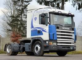 cab over engine Scania SCANIA 114L 380 2000