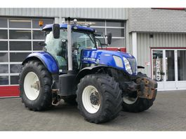 farm tractor New Holland T7 270 AUTOCOMMAND 10.847hrS 2015