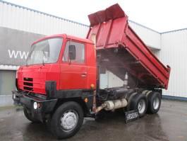 LKW Kipper > 7.5 t Tatra 815 S3 , 3 way tipper , Spring suspension , V10 , 6x6 1986