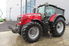 Landwirtschaftlicher Traktor Massey Ferguson 7835 DYNA VT 2015
