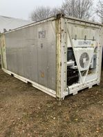 reefer-refrigerated shipping container Reefer container 20ft 1995