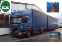 Autotransporter Lastkraftwagen Scania R440 Topline 4x2 Jumbo RET EURO 6 incl. Tandem 2013