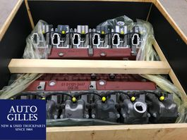 Engine truck part Mercedes-Benz OM 444 A / OM444A Motor Grundmotor