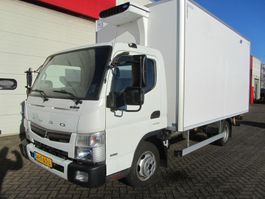 refrigerated truck FUSO CANTER 3C15 Automaat 2017