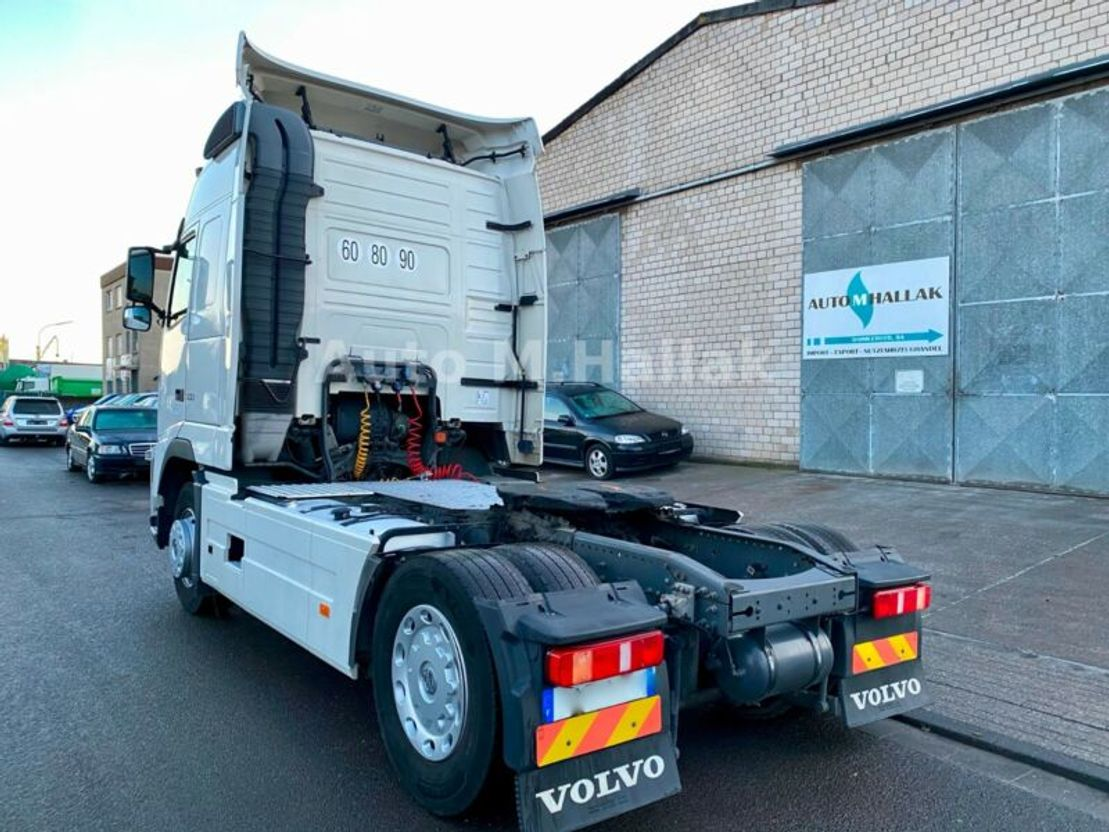 Standard SZM Volvo FH 500 Globetrotter 2x Klima TOP ZUSTAND 2012