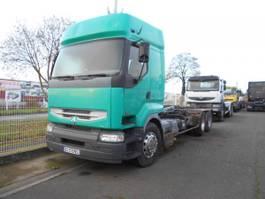 drop side truck Renault Premium 2006