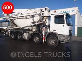 concrete mixer truck Mercedes-Benz ACTROS 3244 KORTE CABINE 2007