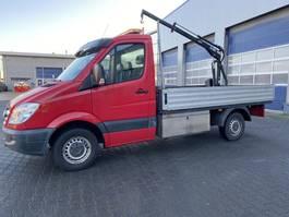 Koffer LKW Mercedes-Benz SPRINTER 316 CDI, HIAB 008 T, EURO 5 EEV, 340 x 205 cm 2012