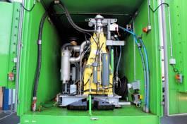 Saugwagen Hammelmann Hammelmann HDP 502+HDP 172 HD-Pumpe Container Hochdruck 2013
