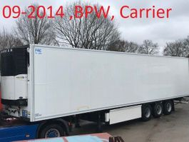 refrigerated semi trailer Krone bpw drum,  carrier vector 1850, NEW Box in from 2016 !!!!! 2014