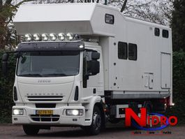 tow-recovery truck Iveco EUROCARGO AUT TOWTRUCK WINCH MOBIEL HOME 2008
