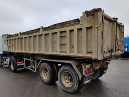tipper semi trailer Trailor Tipper / Benne 1993