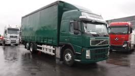 sliding curtain truck Volvo fm13.340 globetrotter 6x2