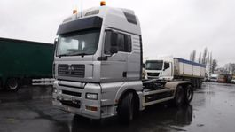 container truck MAN tga 26.530  6x4 2005
