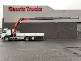 crane truck Volvo FM 500 6X2 + PALFINGER PK 27001-EH E KRAAN/KRAN/CRANE/GRUA 2018