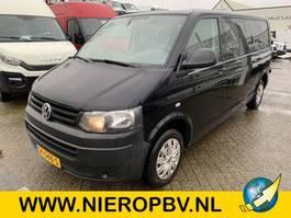 minivan - passenger coach car Volkswagen KOMBI 9 persoons airco 2014